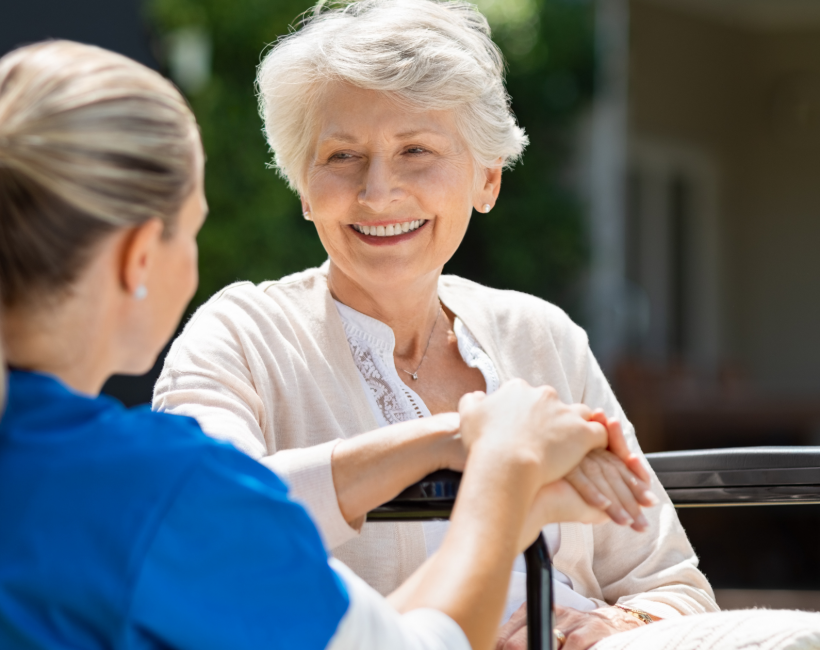 Become a professional caregiver