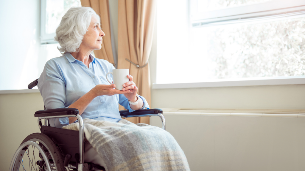 in-home care wheelchair-friendly